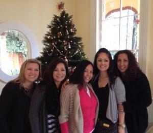 Cristina & friends