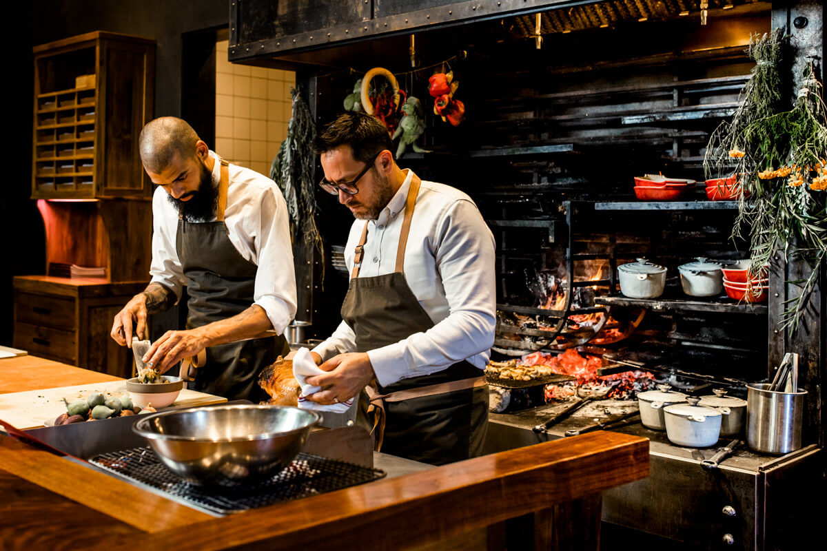 Chef-David-Guilloty-and-Chef-Christopher-Kostow-(15)