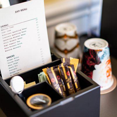 Brannan Cottage Inn - Coffee Selection