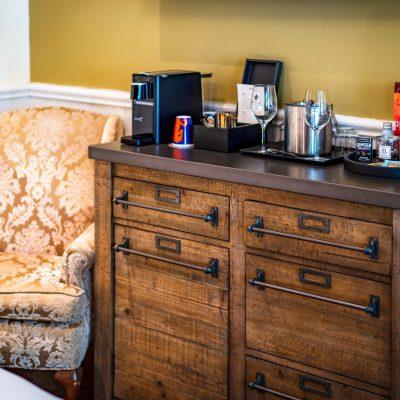 Brannan Cottage Inn - Room Amenities
