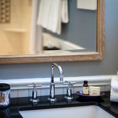 Brannan Cottage Inn - Room 6 Interior Vanity